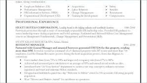 Example Of Job Resume Related Post Format For Freshers
