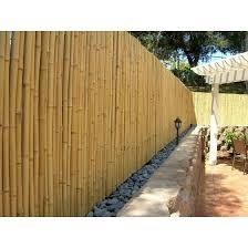 bambus sichtschutz für balkon terasse in outdoor de