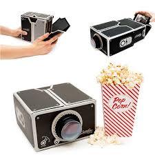 Fun Cinema DIY Cardboard Smartphone Projector – Explorers Depot