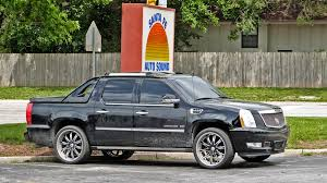 Cadillac Escalade EXT | Santa Fe Auto Sound Cadillac Escalade Truck 2015 Wallpaper 16x900 5649 2000x1333 5620 2004 Used Ext 4dr Awd At Premier Motor Sales 2012 Luxury In Des Moines Ia Car City Inc 2010 On Diablo Wheels Rides Magazine Ultra Envision Auto Two Lane Desktop Welly 124 2003 And Jada 2007 Picture 2 Of 6 Autoandartcom 0713 Chevrolet Avalanche Layedext Specs Photos Modification Info 2011 Reviews Rating Trend