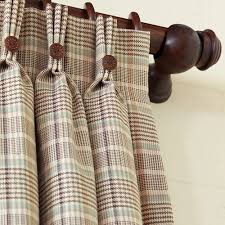 Heavy Curtain Fabric Crossword by Best 25 Plaid Curtains Ideas On Pinterest Plaid Decor Gingham