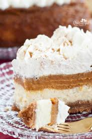 Easy Pumpkin Desserts by The Easy Pumpkin Pie Cheesecake You Need Now Pint Sized Treasures