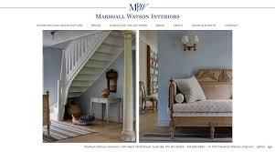 100 Interior Architecture Websites For New York Designers Marshall Watson S