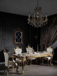 casa padrino luxus barock esstisch 230 x 105 x h 80 cm prunkvoller massivholz esszimmertisch esszimmer möbel im barockstil