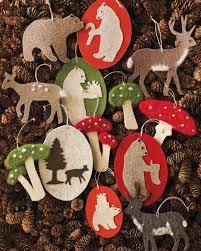 Martha Stewart Pre Lit Christmas Tree Problems by A Woodland Christmas At Martha U0027s House Martha Stewart