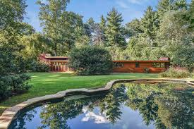 One Of N.J.'s Frank Lloyd Wright-Designed Homes Sells   Jersey Digs Simple Design Arrangement Frank Lloyd Wright Prairie Style Windows Laurel Highlands Pa Fallingwater Tours Northwest Usonian Part Iii Tacoma Washington And Meyer May House Heritage Hill Neighborhood Association Like Tour Gives Rare Look At Homes Designed By Wrights Beautiful Houses Structures Buildings 9 Best For Sale In 2016 Curbed Walter Gale Wikipedia Traing Home Guides To Start Soon Oak Leaves Was A Genius At Building But His Ideas Crystal Bridges Youtube One Of Njs Wrhtdesigned Homes Sells Jersey Digs
