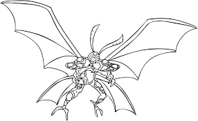 Ben 10 Ultimate Alien Coloring Pages 8