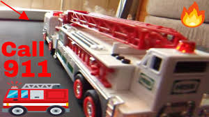 Did Someone Call For A Fire Truck??? Hess Truck - YouTube Hess Truck 1994 Nib Non Smoking Vironment Lights Horn Siren 2017 Dump With Loader Trucks By The Year Guide Toys Values And Descriptions 911 Emergency Collection Jackies Toy Store Toys Hobbies Cars Vans Find Products Online At 1991 Commercial Youtube 2006 Chrome Special Edition Nyse Mini Vintage Rare Hess Toy Truck Rescue New In Box W Old 2004 Miniature Pinterest 1990 Tanker