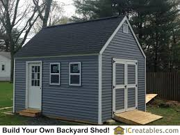 12x16 Wood Storage Shed Plans by Garden Shed Photos Pictures Of Garden Sheds