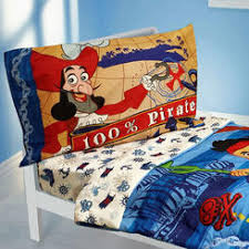 disney jake and the neverland pirates full sheet set