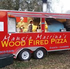 Mangia Macrina's Wood Fired Pizza - Home - New Hartford, New York ... The Very Best Pizza In America Departures First San Francisco Truck Opens Location Mission Bay 50 Of The Food Trucks Us Mental Floss Millies Old World Meatballs Its A Bird Plane Super Slice Valduccis Ct Where To Find Pladelphia Visit Mountain Room Ski Mount Southington Klausies Detroit Style On Wheels La Buena Vida