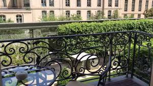 100 Ritz Apartment Paris Grand Deluxe Jardin View Balcony YouTube