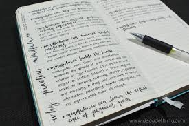 How to Improve Your Handwriting Bullet Journal