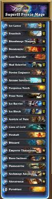 power ranks paladin locks up the top two spots