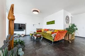 neubau wohnzimmer modern fvg fliesen