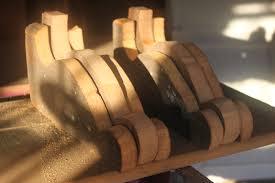 easy diy shelf brackets u0026 wood shelf crafted from reclaimed wood 1