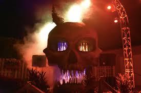 Busch Gardens Halloween by Thrills And Chills At Busch Gardens Howl O Scream