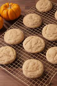 Pumpkin Spice Pudding Snickerdoodles by 20 Easy Pumpkin Cookies Best Recipes For Pumpkin Cookies