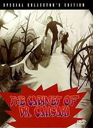 The Cabinet Of Dr Caligari Expressionism Analysis by The Cabinet Of Dr Caligari Special Collector U0027s Edition Dvd 1920