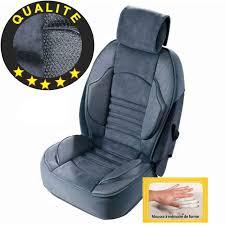 couvre siege confort couvre siège confort auto avec mousse à mémoire de forme gold