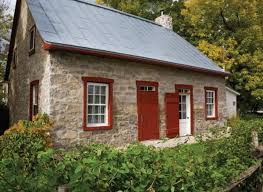 100 Fieldstone Houses Preserving A Stone House In Quebec Old House Journal Magazine