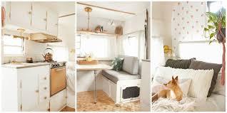 Camper Decorating Ideas Rv