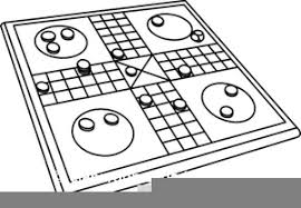 Board Games Clipart Image