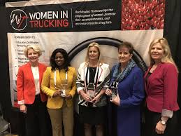 100 Crst Trucks Willeys Path Paves Way For Women In Trucking At CRST CRST