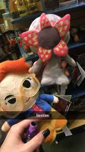 These were the only two plush toys I could find from Stranger