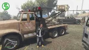 100 Gta Tow Truck GTA 5 Mission Walkthrough 34 Lets Play PS4 100