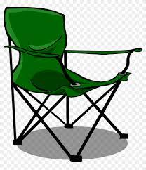 100 Folding Chair Art Cabin Camping Clipart Dromfid Top Camp Clip Free