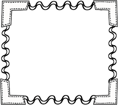 border clipart black and white OurClipart