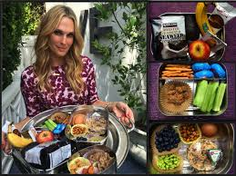 healthy office snacks molly sims