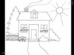 Inspirational Full House Coloring Pages 21 For Free Book With