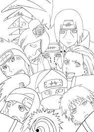 Livre De Coloriage Naruto 28428 Velaforcongresscom
