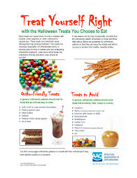 Healthy Halloween Candy Tips by Orthodontic Friendly Halloween Candy