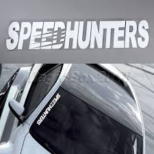 COOL CAR DECALS SPEED JDM AUTO Truck Windshield Bumper Stickers Race ...