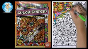 Coloring Download Color Counts Pages New