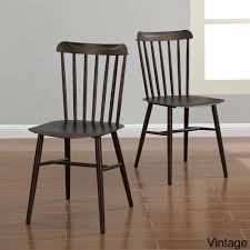 Industrial Metal Windsor Chairs (Set Of 2) - Overstock™ Shopping ... Chic Scdinavian Decor Ideas You Have To See Overstockcom Liberty Fniture Ding Room 7 Piece Rectangular Table Set 121dr Round Dinette Sets Large Engles Mattress And Mattrses Bedroom Living Tasures Retractable Leg In Oak Cheap Windsor Wood Chairs Find Deals On Line At 5 Island Pub Back Counter By Modern Farmhouse Shop The Home Depot Kitchen Arhaus Portland City Liquidators 15 Inexpensive That Dont Look Driven Fancy Shack Reveal