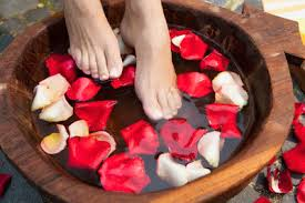 Sandals And Sangria Summer Fun Foot Spa Party TONIGHT