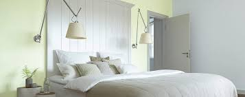 ideen für die gestaltung vom schlafzimmer alpina farbe