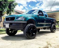 Wheel Offset 1998 Ford F 150 Super Aggressive 3 5 Suspension Lift ... 1998 Bright Red Ford F150 Xlt Regular Cab 20466448 Gtcarlotcom Fseries Tenth Generation Wikipedia Replacing A Tailgate On 16 Steps Showem Off Post Up 9703 Trucks Page 591 Forum Radical Ranger Diesel Power Magazine 2006 Ford Xl Regular Cab 1 Owner For Sale Ravenel Supercab Pickup Truck Item L51 Sold Ma Burgendybeast Specs Photos 2011 Moves To Ecoboost V6 50liter V8 Youtube