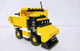 100 Lego Dump Truck Vintage Deep Space MOC Lego