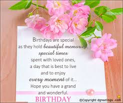 Birthday Wishes Best Happy Bday Wishes Sms And Messages Dgeetings Happy Birthday Greetings