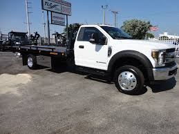 100 New Tow Trucks 2018 Ford F550 XLT PLUS 20FT JERRDAN ROLLBACK TOW TRUCK