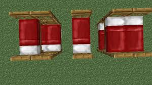 Bunk beds Minecraft Project