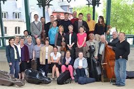 chambre d h es vannes orchestre de chambre de vannes vannes 12 juin 2015 unidivers
