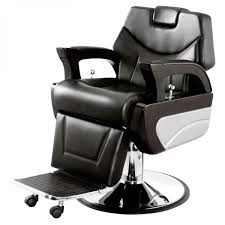 Fully Reclining Barber Chair by Constantine