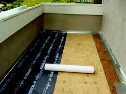 tiling your outdoor balcony or deck remember the waterproofing