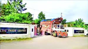 100 Truck Trade 80 Traders Restricted From Cross LoC Trade 70 Trucks Detained